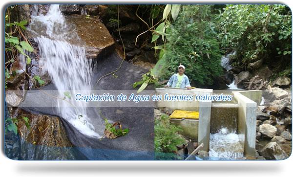 captacion agua potable