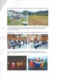 REUNION CON GRUPOS DE ATENCION PARA LEGALIZACION